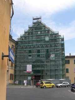 St. Caterina's - facelift in progress