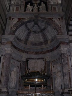 Pisa Cathedral side altar