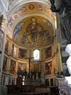 Pisa Cathedral main altar
