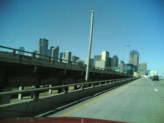 More roads, Dallas