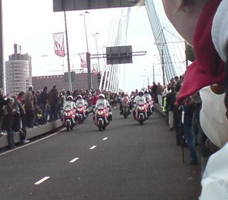 motorcycle escort