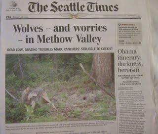 The Seattle Times: Wolves