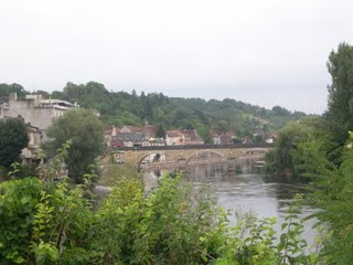 River Vézère at Le Bugue