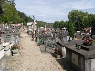 French Graveyard