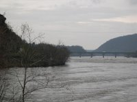 Harpers Ferry Car Bridge