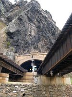 Harpers Ferry Railway Tunnel
