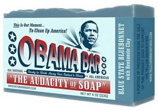 The Audacity of Soap