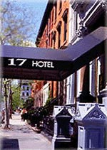 Front of Hotel 17